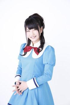 「NMB48 げいにん!!2」の衣装を着た横山由依。
