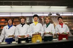 3月26日に行われた超新星ファン感謝イベント初日の模様。