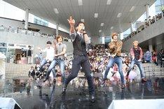 3月27日に行われた超新星ファン感謝イベント2日目の模様。