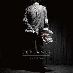 UHNELLYS「SCREAMER e.p.」ジャケット