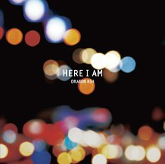 Dragon Ash「Here I Am」ジャケット