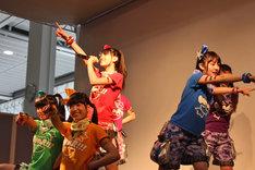 写真はエアポートウォーク名古屋フリーイベントの様子。