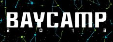 「BAYCAMP 2013」ロゴ
