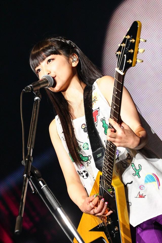 miwa(撮影:渡邉一生 / 写真提供:FM802)