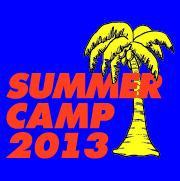 「SUMMER CAMP 2013」ロゴ