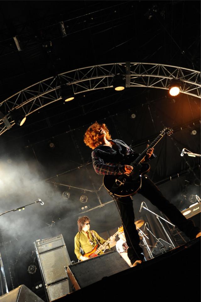 浅井健一 (C) Metrock 2013