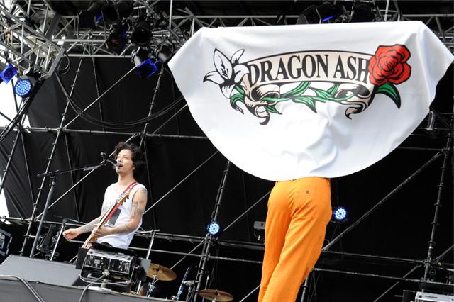 Dragon Ash (C) Metrock 2013