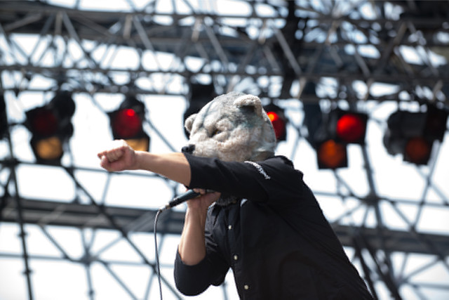 MAN WITH A MISSION (C) Metrock 2013 / Photo by Nobuyuki Kobayashi