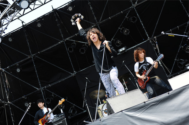 OKAMOTO'S (C) Metrock 2013