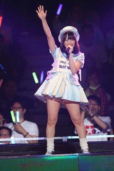 AKB48終身名誉研究生 松村香織 (c)AKS