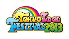 「TOKYO IDOL FESTIVAL 2013」ロゴ