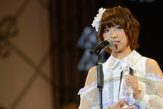 総選挙10位を獲得したSNH48/AKB48宮澤佐江(c)AKS