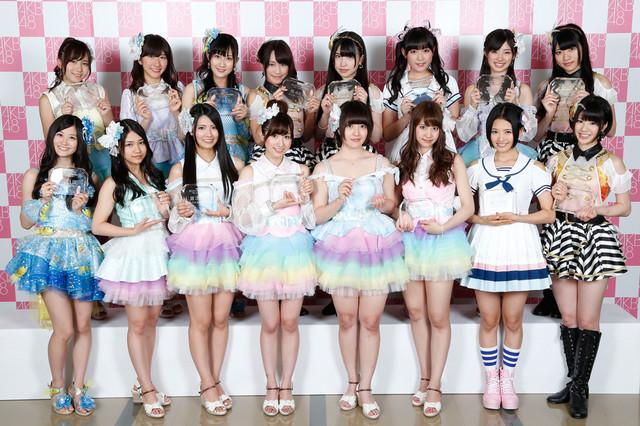 「AKB48 32ndシングル」ネクストガールズ (c)AKS