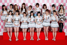 「AKB48 32ndシングル」選抜メンバー (c)AKS