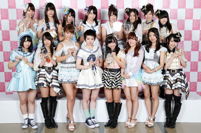 「AKB48 32ndシングル」アンダーガールズ (c)AKS