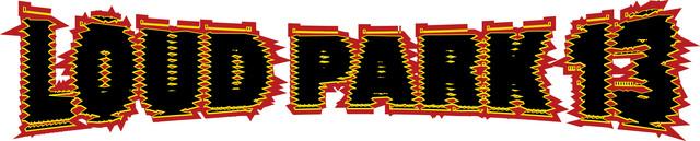 「LOUD PARK 13」ロゴ
