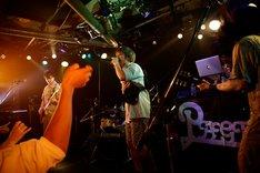 「MY NAME IS xxxx リリース記念イベント『中二病でもライブがしたい!』~ぼっち全員集合~」下北沢GARAGE公演よりPAGE。
