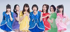 「あまちゃん」の主人公・天野アキが所属するGMT47。(画像提供:NHK)