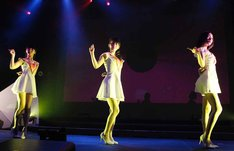「Perfume WORLD TOUR 2nd」イギリス公演の模様。