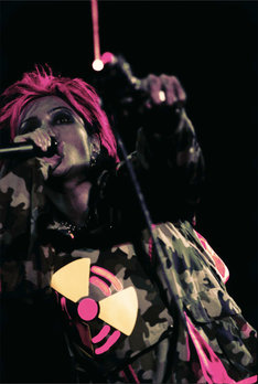 「hide ALIVE THE MOVIE -hide Indian Summer Special Limited Edition-」キービジュアル (c)HEADWAX ORGANIZATION CO.,LTD.