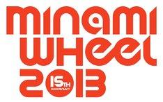 「MINAMI WHEEL 2013」ロゴ