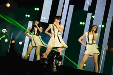 「ROCK IN JAPAN FESTIVAL 2013」の大トリを務めたPerfume。