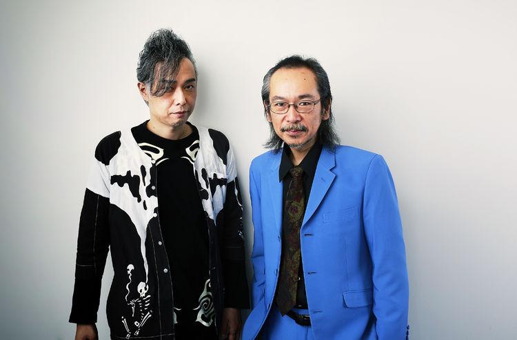 人間椅子和嶋慎治×大槻ケンヂ、時代を切り取らない人対談 - 音楽ナタリー