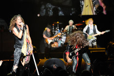 AEROSMITH(8月8日の「AEROSONIC」より) (c)Creativeman Productions all rights reserved.