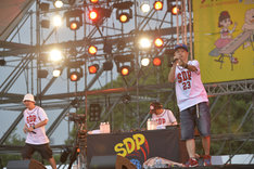 スチャダラパー(Photo by TEAM LIGHTSOME)