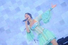 茅原実里 (c)Animelo Summer Live 2013/MAGES.