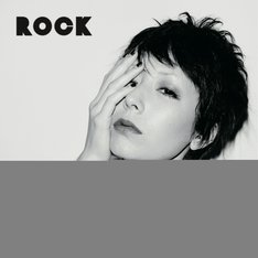 木村カエラ「ROCK」完全生産限定初回盤Aジャケット