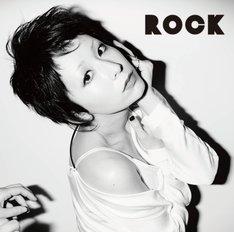 木村カエラ「ROCK」通常盤ジャケット
