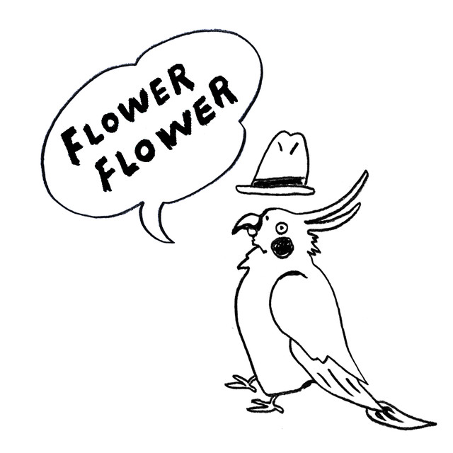 FLOWER FLOWERイラスト