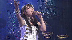 NHK総合「オンガクジェネレーション」水樹奈々の歌唱シーン。