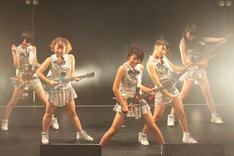 東京・東京キネマ倶楽部「大ピピピ会-Idolize Scape 2013-」の模様。