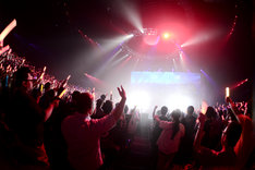 「ANISAMA WORLD 2013 in Tokyo」の様子。