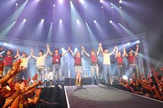 aiko「Love Like Rock vol.6 ~15周年だなんて…やだ、涙が出る~」東京・Zepp Tokyo、9月27日公演の様子。