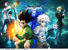 「劇場版 HUNTER×HUNTER-The LAST MISSION-」キービジュアル