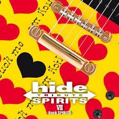 V.A.「hide TRIBUTE VII -Rock SPIRITS-」ジャケット