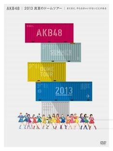 AKB48「AKB48 2013 真夏のドームツアー~まだまだ、やらなきゃいけないことがある~ スペシャルBOX」ジャケット