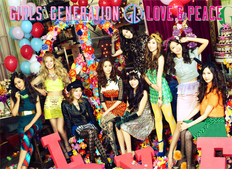 Image result for love and peace album