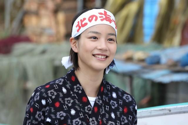連続テレビ小説「あまちゃん」より主人公・天野アキ役の能年玲奈。(写真提供:NHK)