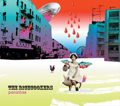 THE RiCECOOKERS「parallax」ジャケット