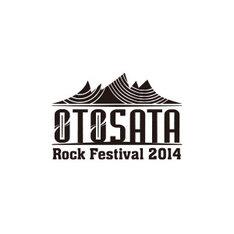 「OTOSATA Rock Festival 2014」ロゴ