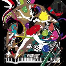 Schroeder-Headz「Synesthesia」ジャケット