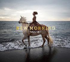 MISIA「NEW MORNING」ジャケット
