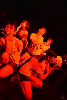 「lyrical school school one man live 2014」の様子。