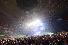 「リスアニ!LIVE-4」2日目公演の様子。