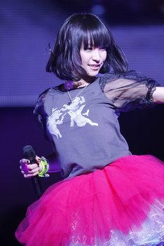 「リスアニ!LIVE-4」2日目公演のトリを務めたLiSA。