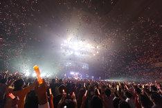 「リスアニ!LIVE-4」初日公演の様子。